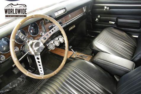 1968 Pontiac GTO JUDGE CLONE 350 V8 AUTO PS PB A/C DISC  | Denver, CO | Worldwide Vintage Autos in Denver, CO