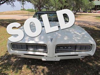 1968 Pontiac GTO Liberty Hill, Texas