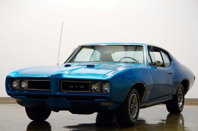 1968 Pontiac Lemans Coupe Lemans Coupe