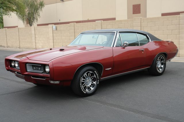 1968 Pontiac GTO Phoenix, AZ 10