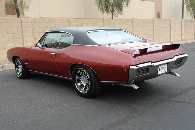 1968 Pontiac GTO Phoenix, AZ 20