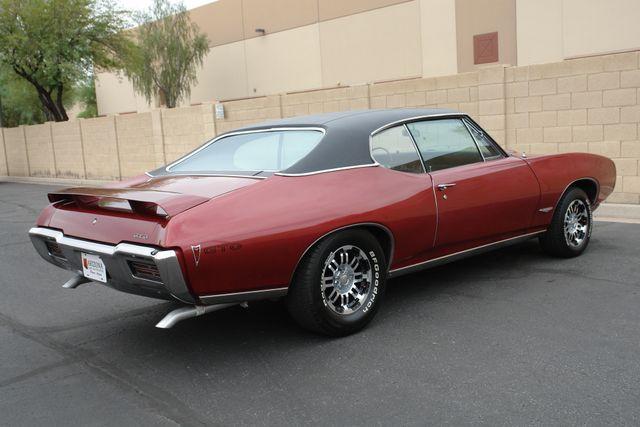 1968 Pontiac GTO Phoenix, AZ 21