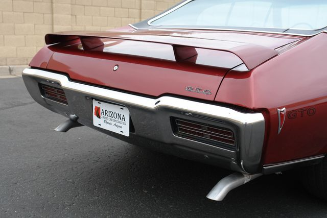 1968 Pontiac GTO Phoenix, AZ 3