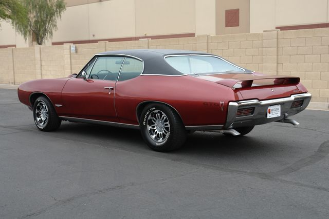 1968 Pontiac GTO Phoenix, AZ 4
