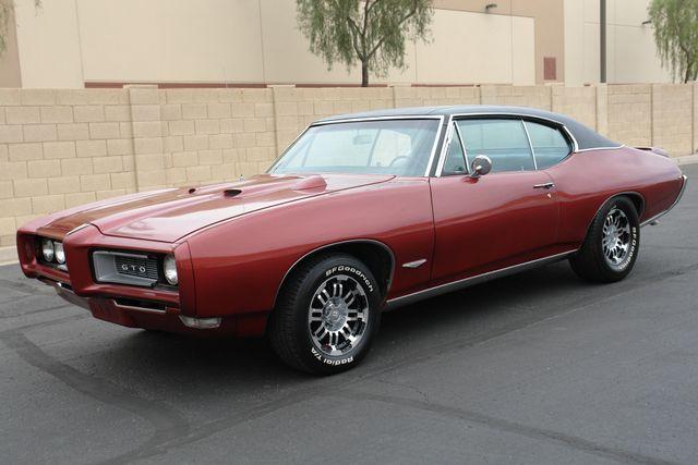 1968 Pontiac GTO Phoenix, AZ 6