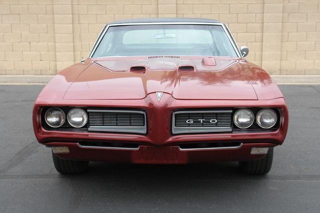 1968 Pontiac GTO Phoenix, AZ 7