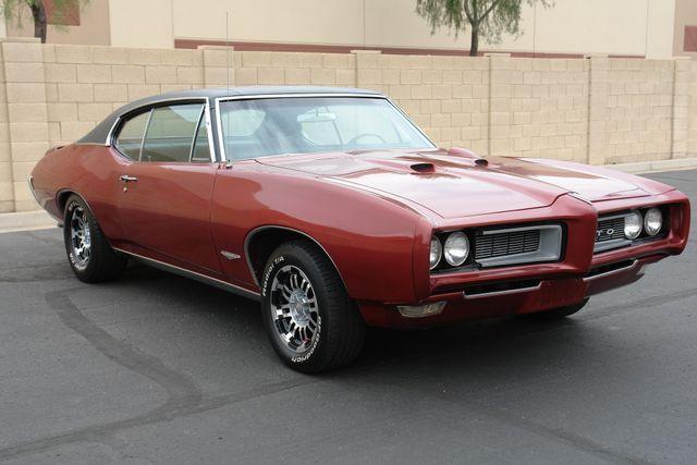 1968 Pontiac GTO Phoenix, AZ 9