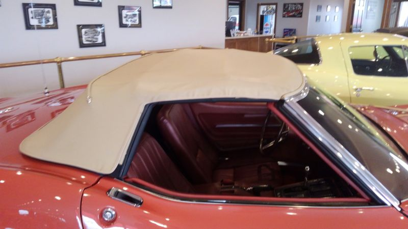 1968 Chevrolet Corvette   St Charles Missouri  Schroeder Motors  in St. Charles, Missouri