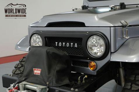 1968 Toyota FJ RARE! V8!  | Denver, CO | Worldwide Vintage Autos in Denver, CO