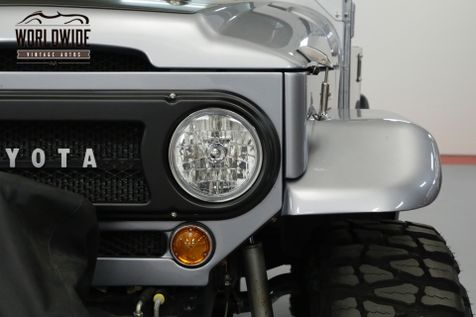 1968 Toyota FJ RARE! V8!  | Denver, CO | Worldwide Vintage Autos in Denver, CO