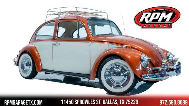 1968 Volkswagen Beetle Restomod