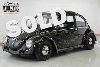 1968 Volkswagen BEETLE 1776CC DUAL CARB AIR COOLED CUSTOM PAINT  | Denver, CO | Worldwide Vintage Autos in Denver CO