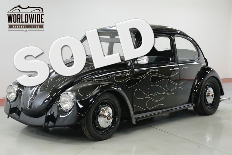 1968 Volkswagen BEETLE 1776CC DUAL CARB AIR COOLED CUSTOM PAINT  | Denver, CO | Worldwide Vintage Autos