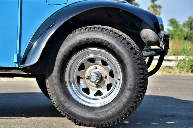 1968 Volkswagen BEETLE BAJA in Reseda, CA, CA 91335