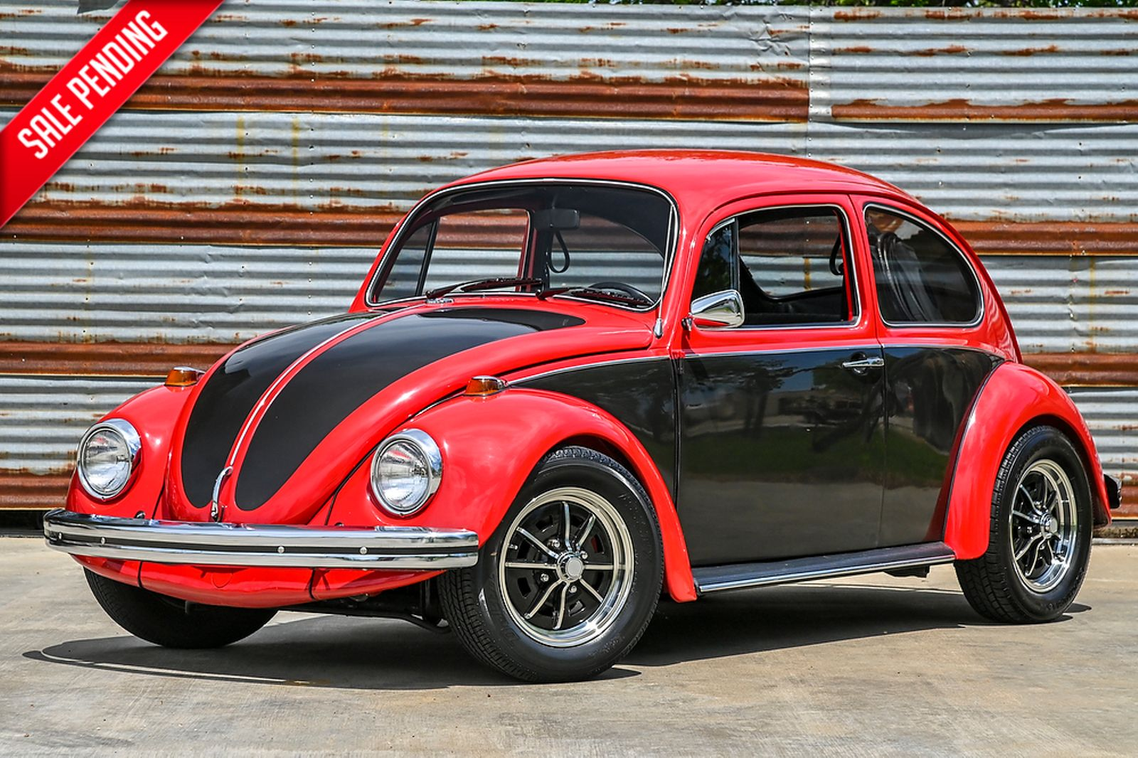 1968 Volkswagen Beetle Coupe City Tx Dallas Motorsports In Wylie