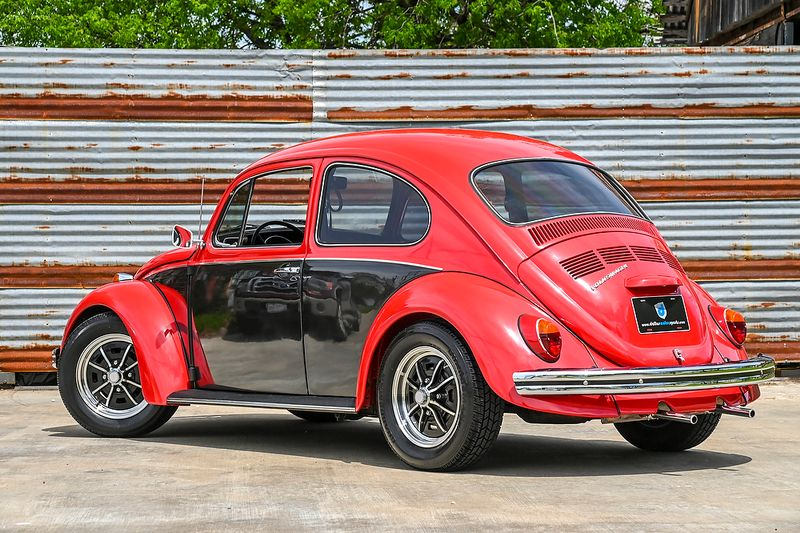 1968 Volkswagen Beetle Coupe  city TX  Dallas Motorsports  in Wylie, TX