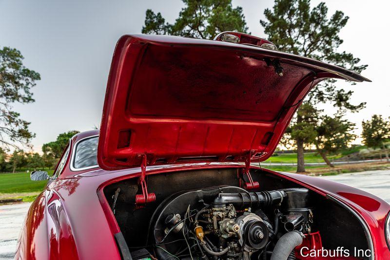 1968 Volkswagen Karmann Ghia    Concord, CA   Carbuffs in Concord, CA