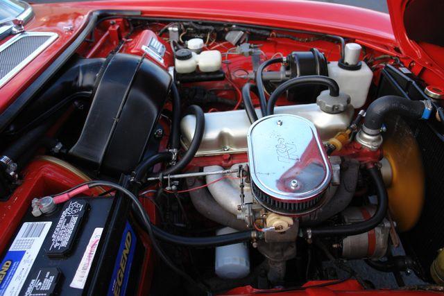 1968 Volvo P1800S Phoenix, AZ 17
