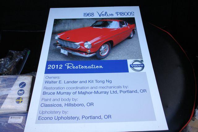 1968 Volvo P1800S Phoenix, AZ 39