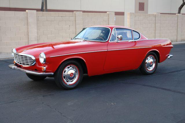 1968 Volvo P1800S Phoenix, AZ 8