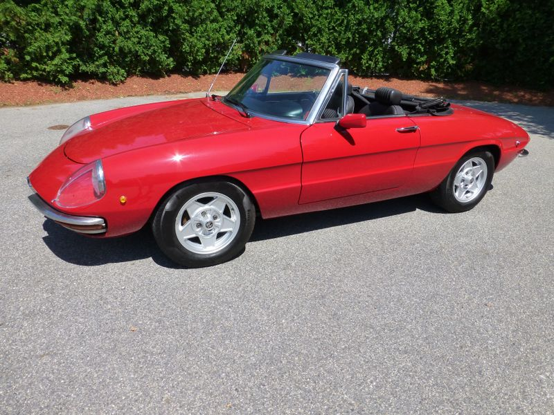 1969 Alfa Romeo Duetto  Spider Veloce  city MA  European Motorsports  in Lawrence, MA