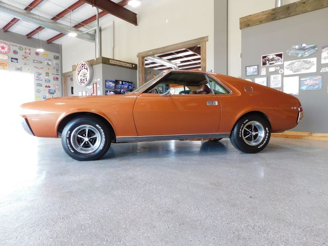 1969 Amc AMX ORIGINAL 2 SEAT in Mustang, OK 73064