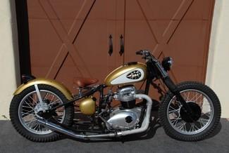 1969 Bsa A65 THUNDERBOLT CUSTOM BOBBER MOTORCYCLE MADE TO ORDER Mendham, New Jersey