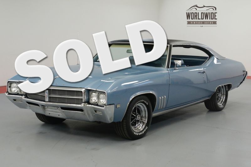 1969 Buick SKYLARK 350V8! AUTO. RARE TWO DOOR COUPE.  | Denver, CO | Worldwide Vintage Autos