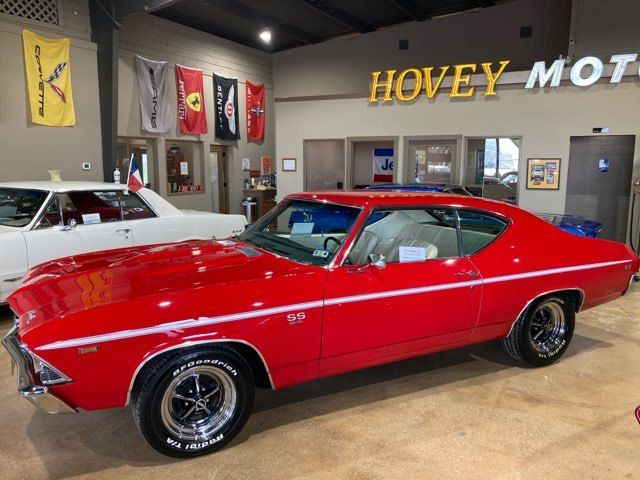 1969 Chevrolet Chevelle Factory SS