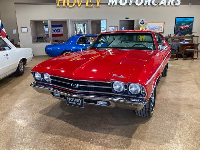 1969 Chevrolet Chevelle Factory SS in Boerne, Texas 78006