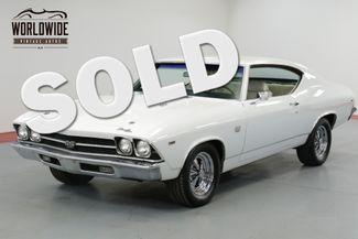 1969 Cheverolet CHEVELLE SS TRUE SS! 396 AUTO! UNRESTORED!    Denver, CO   Worldwide Vintage Autos in Denver CO