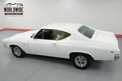 1969 Chevrolet CHEVELLE SS TRUE SS! 396 AUTO! UNRESTORED!  | Denver, CO | Worldwide Vintage Autos in Denver, CO