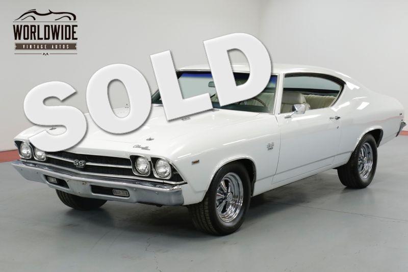 1969 Chevrolet CHEVELLE SS TRUE SS! 396 AUTO! UNRESTORED!  | Denver, CO | Worldwide Vintage Autos