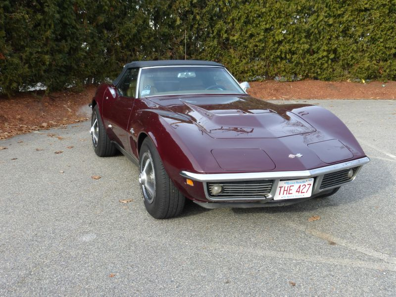 1969 Chevolet Corvette   city MA  European Motorsports  in Lawrence, MA