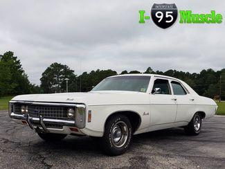 1969 Chevrolet Bel-Air Sedan in Hope Mills NC, 28348