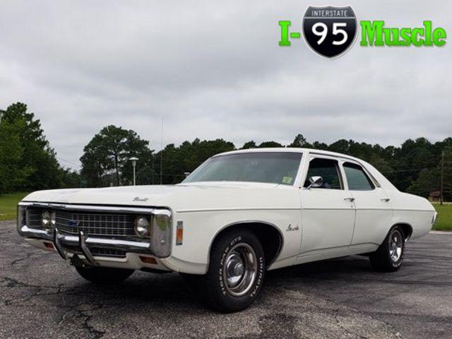 1969 Chevrolet Bel-Air Sedan