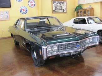 1969 Chevrolet Biscayne 2-door Blanchard, Oklahoma 7