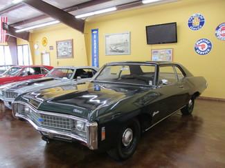 1969 Chevrolet Biscayne 2-door Blanchard, Oklahoma