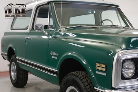 1969 Chevrolet BLAZER CST 1 OF 4,935 COLLECTOR GRADE K5 4x4 AUTO!  | Denver, CO | Worldwide Vintage Autos in Denver, CO