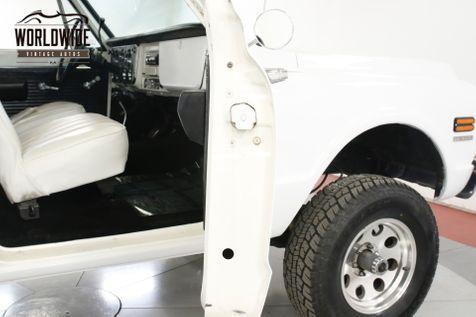 1969 Chevrolet BLAZER 350 V8 AUTOMATIC 4X4 PS PB REMOVABLE TOP | Denver, CO | Worldwide Vintage Autos in Denver, CO