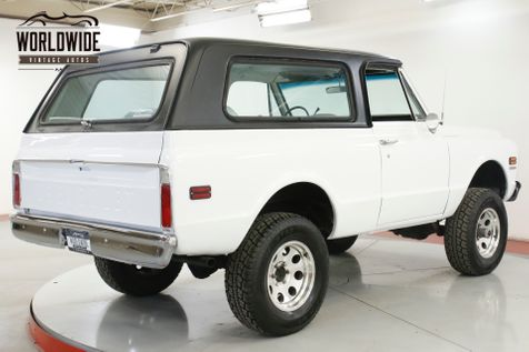 1969 Chevrolet BLAZER 350 V8 AUTOMATIC 4X4 PS PB REMOVABLE TOP | Denver, CO | Worldwide Vintage Autos in Denver, CO