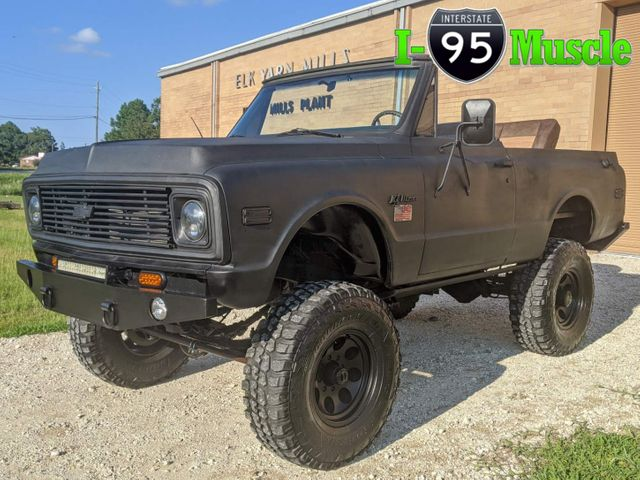 1969 Chevrolet Blazer 4BT CUMMINS NV4500
