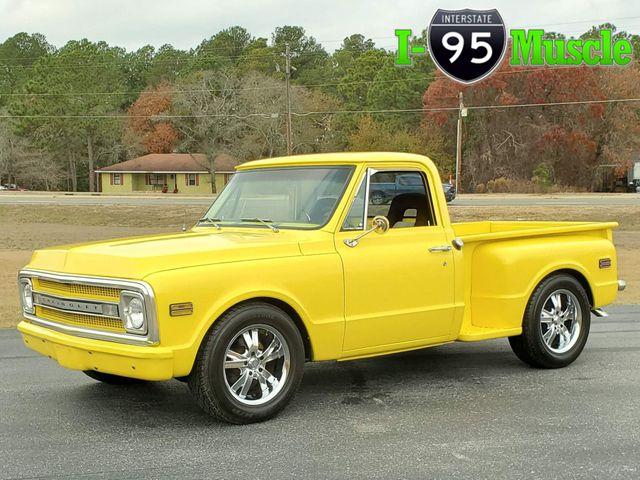 1969 Chevrolet C-10 SWB