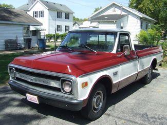 1969 Chevrolet C-10 Camper Special   Mokena, Illinois   Classic Cars America LLC in Mokena Illinois