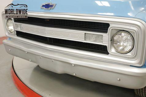 1969 Chevrolet C10 SHORT BED CA TRUCK SINCE NEW BUILD SHEET | Denver, CO | Worldwide Vintage Autos in Denver, CO