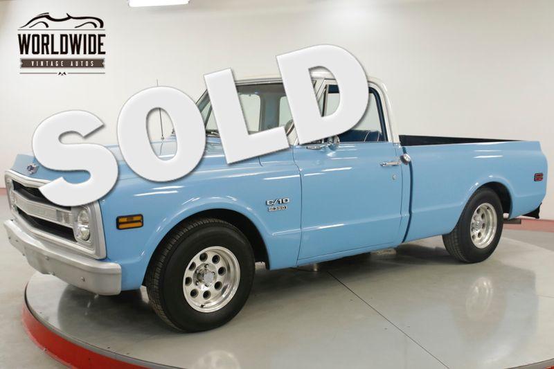 1969 Chevrolet C10 SHORT BED CA TRUCK SINCE NEW BUILD SHEET | Denver, CO | Worldwide Vintage Autos