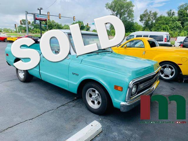 1969 Chevrolet C10 1/2 Ton Fleetside Shortbed | Granite City, Illinois | MasterCars Company Inc. in Granite City Illinois