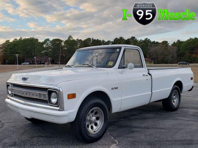 1969 Chevrolet C10 LWB in Hope Mills NC, 28348