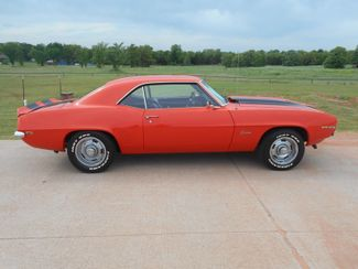 1969 Chevrolet Camaro Blanchard, Oklahoma 7