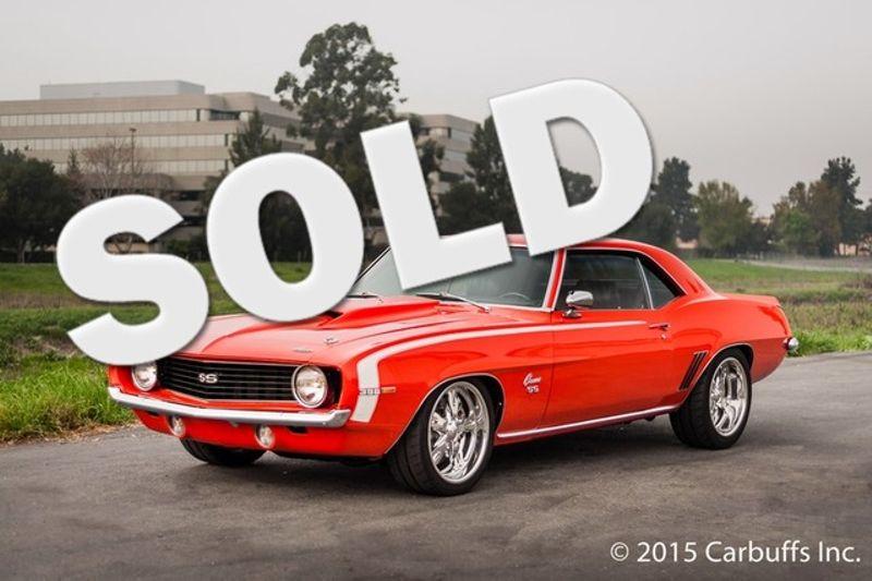 1969 Chevrolet Camaro Coupe | Concord, CA | Carbuffs